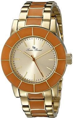 0c5dbddb7766 Lucien Piccard Women s LP-12925-YG-010-OA Burgos Analog Display Japanese · Reloj  SuizoAcero ...