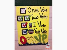 I think I might do this for student council poster give me any ideas if you have any