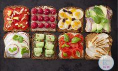 Przepisy na szaloną wegańską kanapkę / Przepisy - SANTE