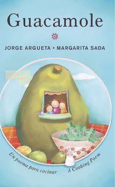 Presentación de libro ::Guacamole, un poema para cocinar ::Instituto Cervantes de Albuquerque