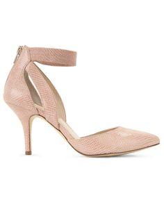 INC International Concepts Zaphire Ankle Strap Pumps - Shoes - Macy's