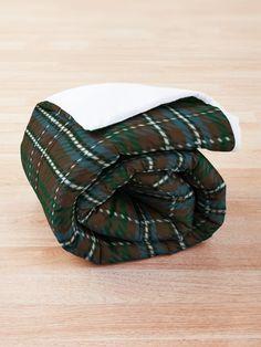 """Tartan Plaid Pattern"" Comforter by ind3finite | Redbubble Tartan Plaid, Plaid Pattern, Comforters, Hats, Stuff To Buy, Fashion, Moda, Hat, Fashion Styles"