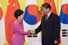 #박근혜 대통령 지난 사진 모음 #Korea , #ParkGeunhye president , #대한민국 , #한국