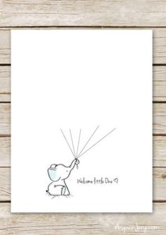 Free Elephant Baby Shower Guest Book Printable-blue or pink. And you can even customize it! Definitely going to use this at the next baby shower I throw! Baby Shower Unique, Deco Baby Shower, Baby Shower Gifts For Guests, Baby Shower Decorations For Boys, Baby Shower Parties, Baby Shower Themes, Baby Boy Shower, Baby Shower Souvenirs, Regalo Baby Shower