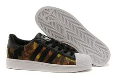 Adidas Superstar 2 M20895 Camo Brown Trainers Discount http://www.hotsportuka.com