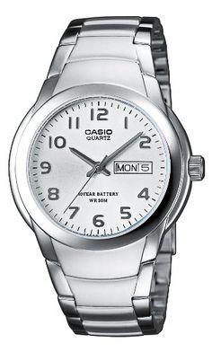 Casio MTP-1229D-7AVEF Gents Watch Quartz Analogue White D Can't decide what to get... https://www.amazon.co.uk/dp/B004K1FMQW/ref=cm_sw_r_pi_dp_x_wQr8yb6WJGRHR