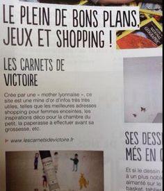 Les Carnets de Victoire   Une mother lyonnaise