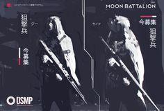USMP Sniper Sketches by zeedurrani on DeviantArt