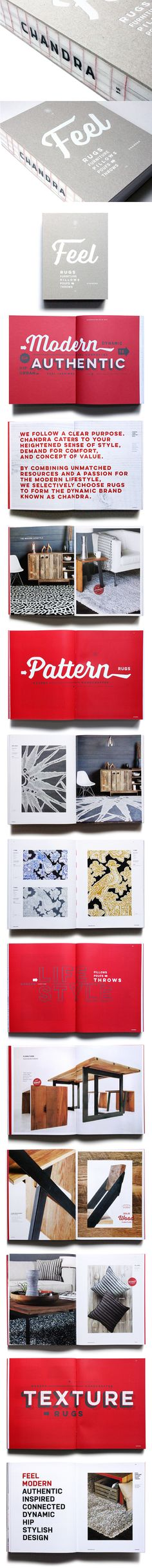 Chandra Rugs catalog by Ferreira Design Company