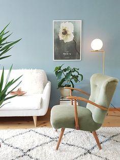 Wandfarbe: Inspirationen für Wohnzimmer, Schlafzimmer und Co.