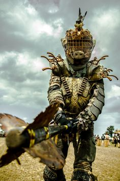 Pigman @ Wacken 2013 by Wasteland-Warriors on deviantART