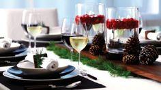 20 Idee per decorare la tavola a #Natale #umbertocesari #christmas