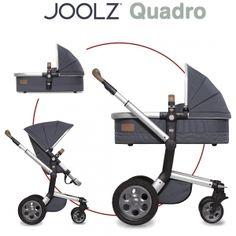 Joolz Day Quadro Designer Multifunctionstroller - BLU - 2015