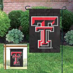 TEXAS TECH GARDEN WINDOW FLAGS