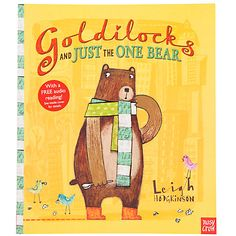 Buy Goldilocks And Just One Bear Book Online at johnlewis.com