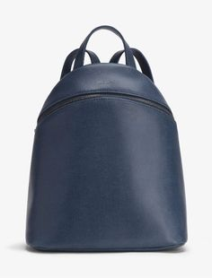 fb22fcf5cbbc Perfect everyday commuter backpack  leather  backpack  womensfashion ...