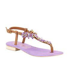 Sandales bijoux XYXYX Helline P/E 2014