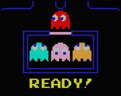 Lego Pac Man Ready by drsparc.deviantart.com on @deviantART