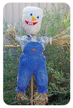 Here in Australia, it is spring. This is the time our family gets the vegetable garden really going. Last week Chook and I got into the garden together and created a kids garden – Making A Vegetable Garden For Kids. During this shared time he brought up the idea of having a scarecrow in the …