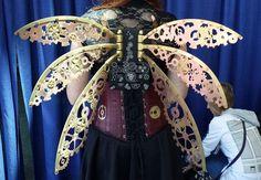 metal fairy wings - Buscar con Google