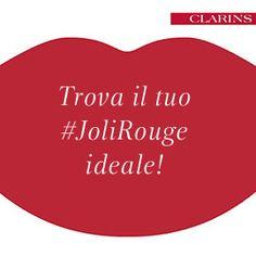 #JoliRouge - Ho trovato il mio Perfect Match! Trova il tuo Joli Rouge ideale e partecipa anche tu al concorso!