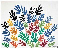 Art & Fleurs : les peintres de la semaine - Henri Matisse