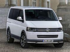 Volkswagen multivan alltrack concept t5 2014