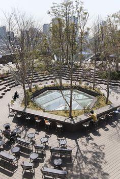Tokyu Plaza Omotesando Harajuku, Tokyo, 2012 by Nap architects #architecture #japan #showroom #retail #tokyo