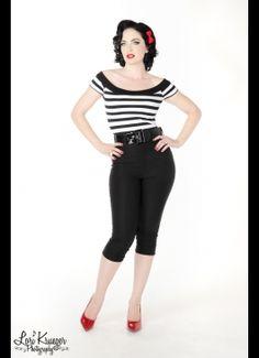 Retro Separates | Pinup Girl Clothing