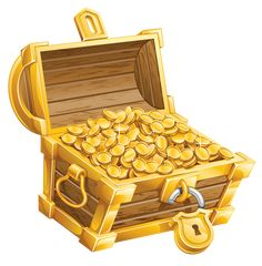 Treasure Chest PNG Clipart Picture