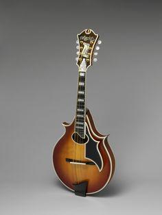 Archtop Mandolin 1971 James D'Aquisto serial number 101