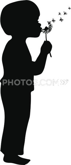 Boy Blowing Bubbles in silhouette Royalty Free Stock Vector Art Illustration Finger Paint Art, Blowing Dandelion, Diy Screen Printing, Flat Drawings, Horse Silhouette, Blowing Bubbles, Pointillism, Stencil Art, Canvas Crafts