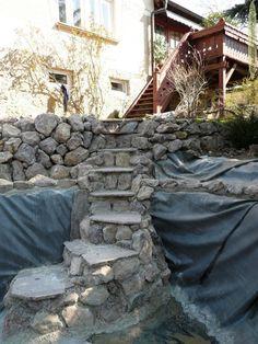 Grumer Gartengestaltung » Photo Gallery » Naturpool, Schwimmteich, Gartenteich, Wasserfall, Bachlauf, Gartengestaltung