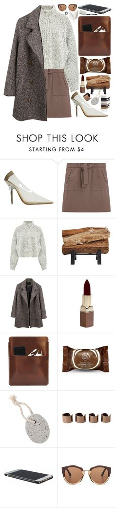 """""""Untitled #405"""" by m4k4y14 on Polyvore featuring Yeezy by Kanye West, Isabel Marant, LE3NO, Fashion Fair, Palila, The Body Shop, John Lewis, Maison Margiela and Marni"""