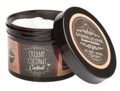OBSESSED WITH COCONUT CREME COCKTAIL SKINDELICIOUS BODY BUTTER Indulge in a high concentration of pure coconut oil for deep moisture that is protective and helps leave skin smooth and supple.   #CoconutObsessed #CoconutCocktail #PerfectlyPosh #BodyButter WWW.perfectlyposh.com/aubreyrusso All products buy 5 get the 6th free!!!