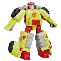 playskool heroes transformers rescue bots heatwave the fire bot figure action toys robot action