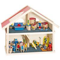 Goki houten speelgoed - Woody Wood Toys - Houten speelgoed vergelijken!