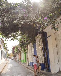 Los 10 lugares más fotogénicos de Cartagena - Peeking Places Fotos Goals, Places, Photography, Travel, Catcher, Outfits, Cartagena Colombia, Married Couple Photos, Shots Ideas
