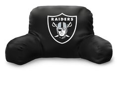 Oakland Raiders Packers Bed Rest Pillow at SportsFansPlus.com