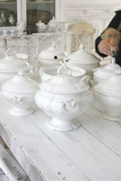 tureen storage needed!