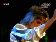 Rod Stewart - Sailing (retro video & audio edited) HQ