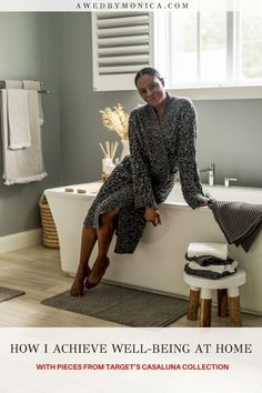 Self-care days are my favourite and I love creating relaxing experiences at home. Join me as I share my wellness routine at home including amazing scents and to add to your collection. Click to check them out. Home Decor Inspiration, Style Inspiration, Decor Ideas, The Older I Get, Linen Sheets, Create Space, Black Girl Magic, Master Suite, Business Women