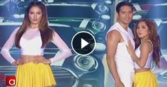 [Trending Now] Sarah Lahbati And Dawn Chang In A Hot Dance Showdown!