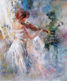 This is Beautiful!!! And I'm not usually one that likes art...Воздушная живопись Willem Haenraets