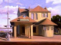 Baker Street Station - Bakersfield, CA