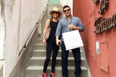 12 tips to mastering Italian style from my stylist Sam Saboura.