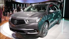 2018 Acura Mdx Featured Integra Type R Cly Cars Luxury