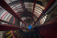 Industrial World by davidabbs Spiral Staircase, City Architecture, Train Station, Ferris Wheel, Fair Grounds, Industrial, London, World, Blog