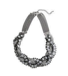 Gorgeous Fully-Jewelled Multi-Layered Alloy Necklace For Women (AS THE PICTURE) | Sammydress.com $5.74