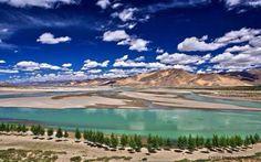 Cette superbe photo représente le Tibet et a été prise par @PalmaDy pour participer à notre animation #MonVoyageDeReve.